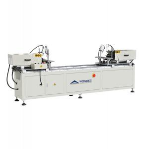Two Point Corner Crimping Machine